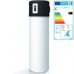 Oertli Wärmepumpe DHW 400 Liter mit 1 WT