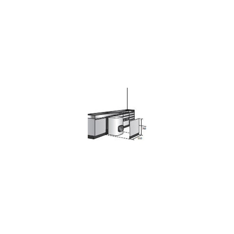 Elcalor Einbau-Wassererwärmer EC-E 110